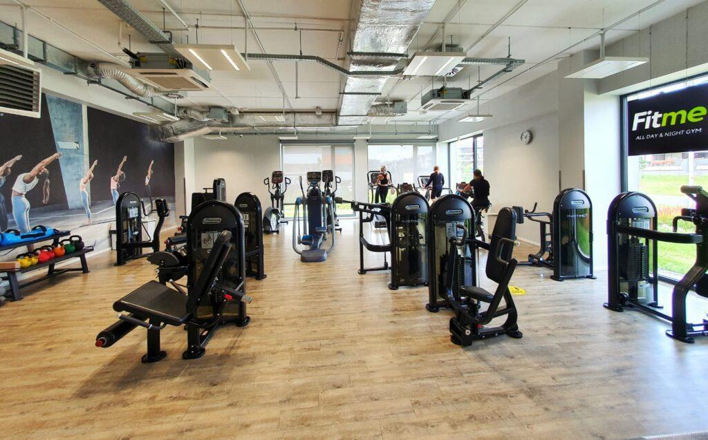 Fitme siłownia i klub fitness